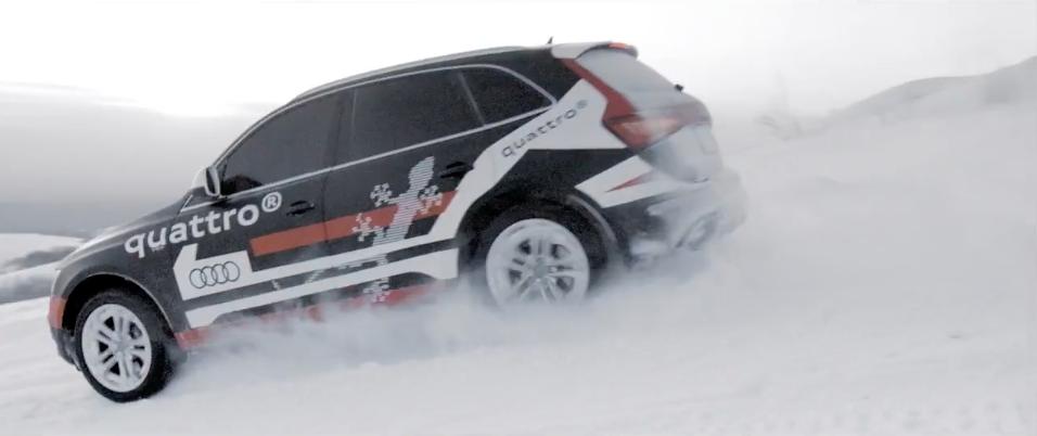 Audi SQ5 – Land of Quattro